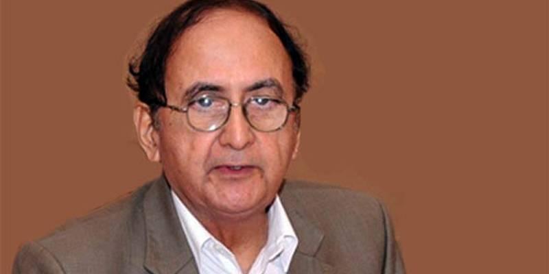 Dr Hasan Askari named caretaker Punjab chief minister