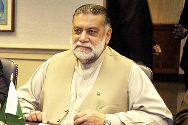 Former PM Zafarullah Jamali turns to PTI
