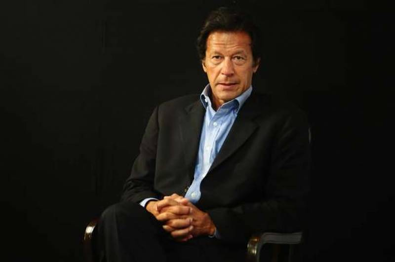 Imran Khan to contest election from 5 constituencies