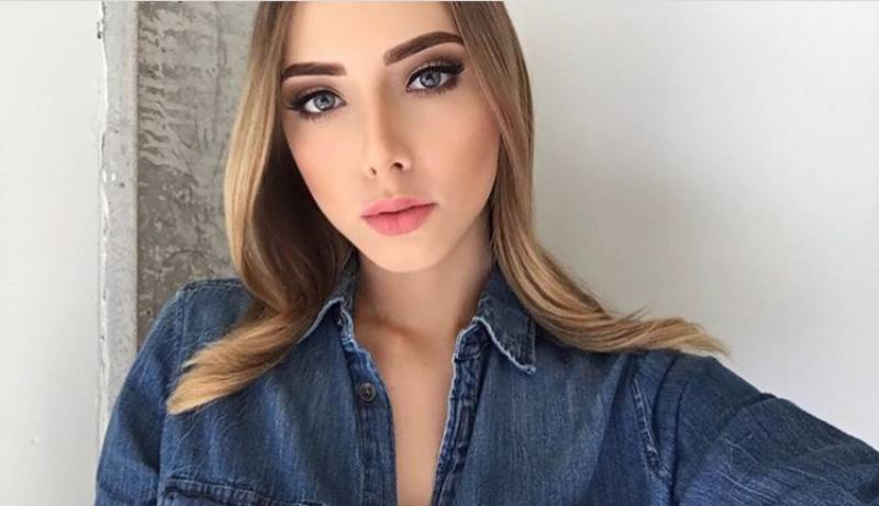 Meet beauty with brains Hailie Mathers, daughter of Eminem who wants to be an influencer