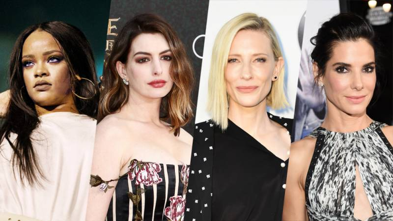 'Oceans 8' New York City premiere was bomb and here are all the stunning celebrities rocking the red carpet