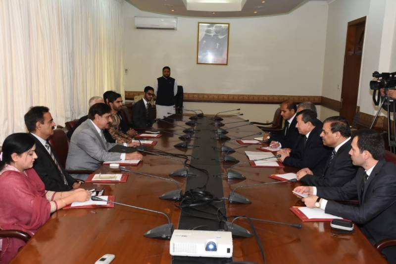 Pakistan, Tajikistan to enhance strategic cooperation