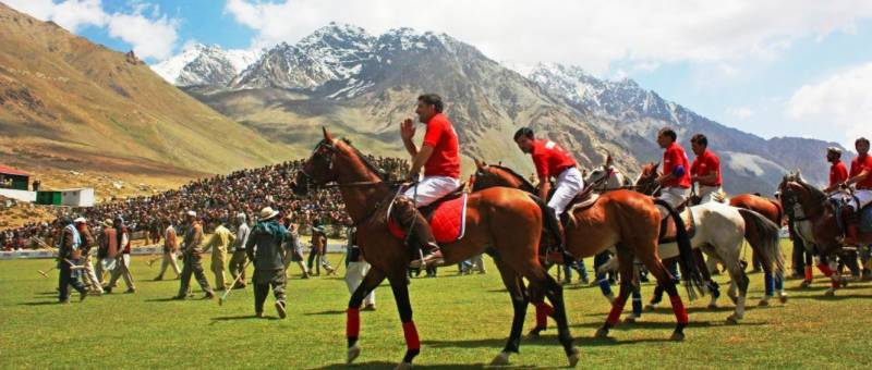 Shandur Polo Festival to begin in Chitral from July 7