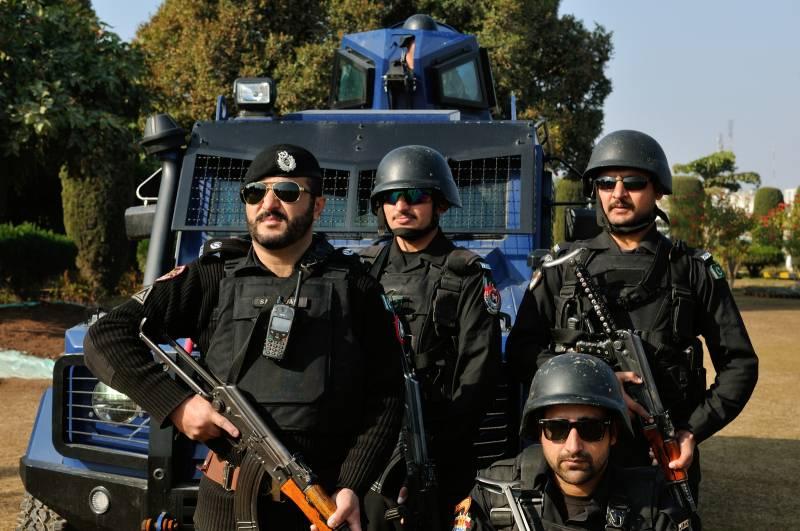 Study finds considerable drop in KPK terror incidents