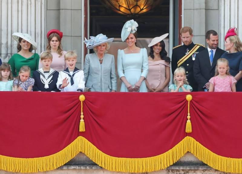 Can we please talk about Kate Middleton's Trooping the colour dress?