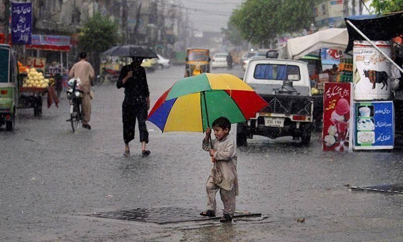 Heavy showers relieve heat-stricken masses across Punjab