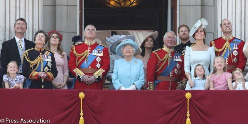 Here are all the details of what exactly trooping the colour is