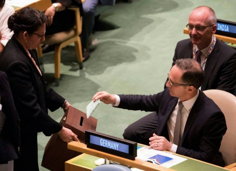 UN Security Council picks 5 new members after balloting