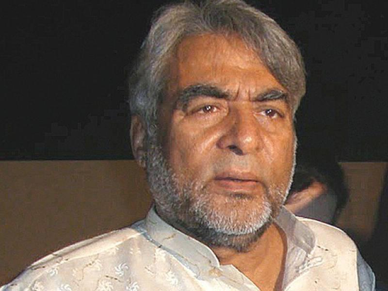 Veteran Pakistani actor Jamil Fakhri remembered