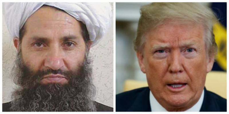 Afghan Taliban chief offers direct peace talks with US for the first time