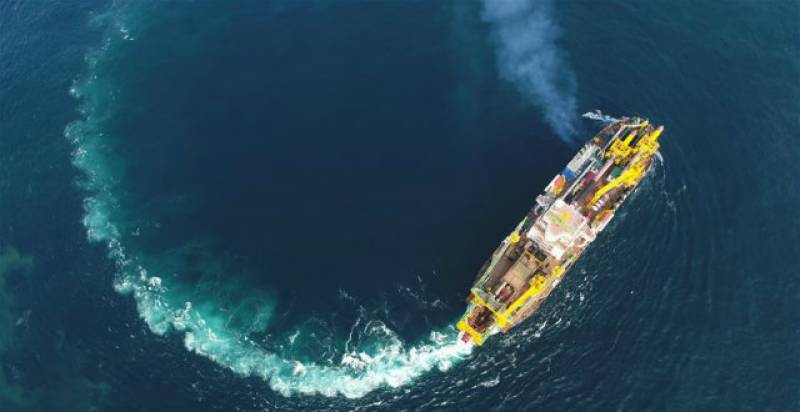 Asia's largest dredging vessel returns to Chinese shipyard after completing first sea trial