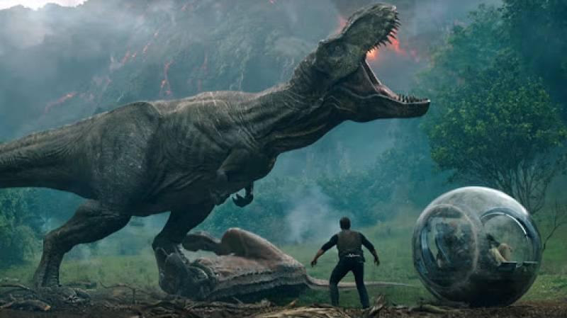 Bringing you looks from Jurassic World: Fallen Kingdom's premiere