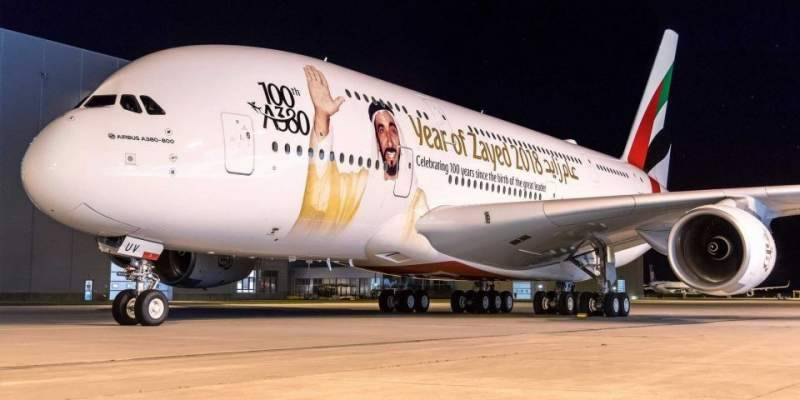 Emirates to launch first ever A380 flights in Pakistan