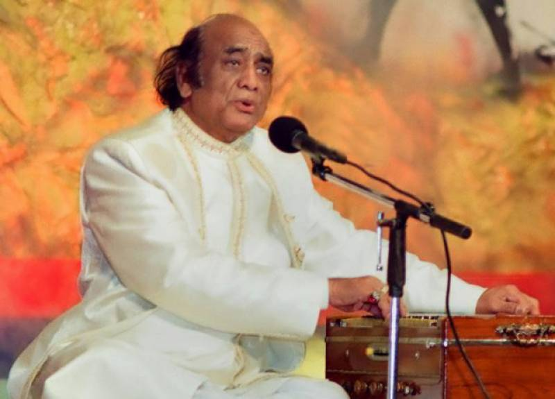"""Ghazal King """"Mehdi Hassan"""" remembered on sixth death anniversay"""