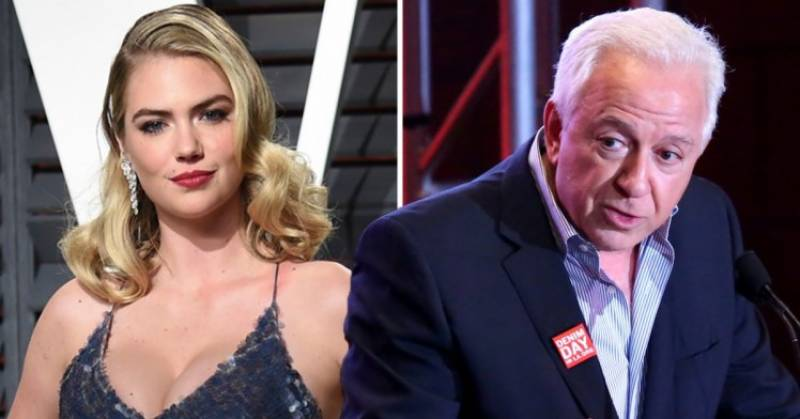 Guess Co-founder is replaced by his brother following sexual harassment allegations by Kate Upton