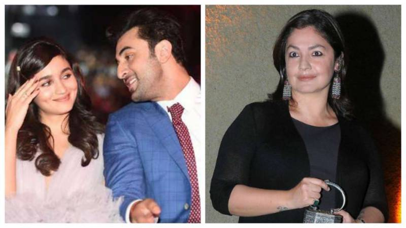 Pooja Bhatt shares her views on the apparent relationship between Ranbir Kapoor and Alia Bhatt