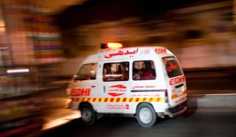 Six killed, 11 injured in road mishap in Sargodha
