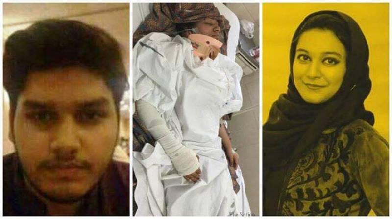 Supreme Court accepts Khadija Siddiqui's appeal against LHC verdict in stab case