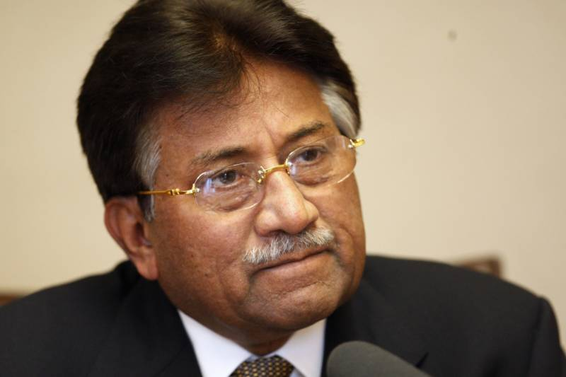 Supreme Court grants Pervez Musharraf another day to appear before court