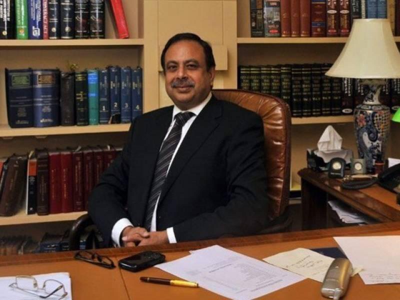 Attorney General Ashtar Ausaf tenders 'shock' resignation