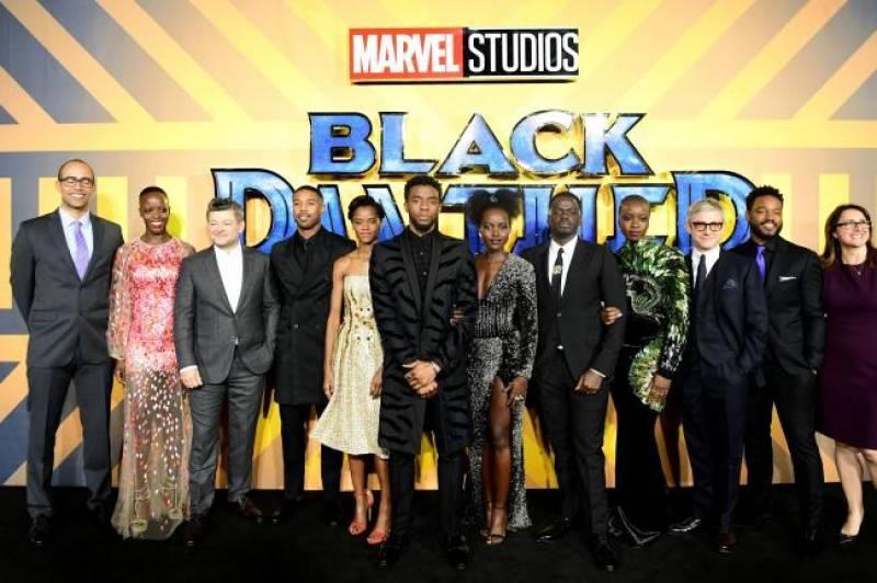 'Black Panther' dominates at the 2018 MTV movie awards