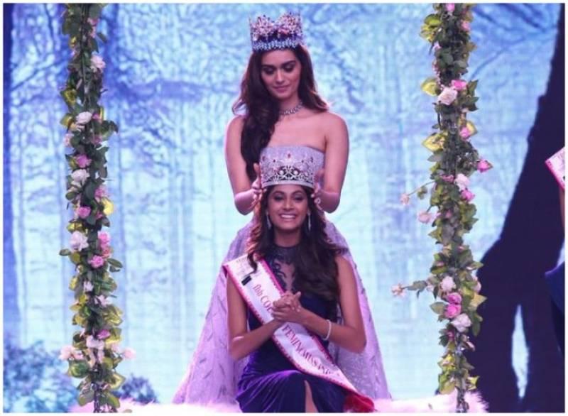 Femina Miss India 2018: Tamil Nadu's girl Anukreethy Vas wins the crown