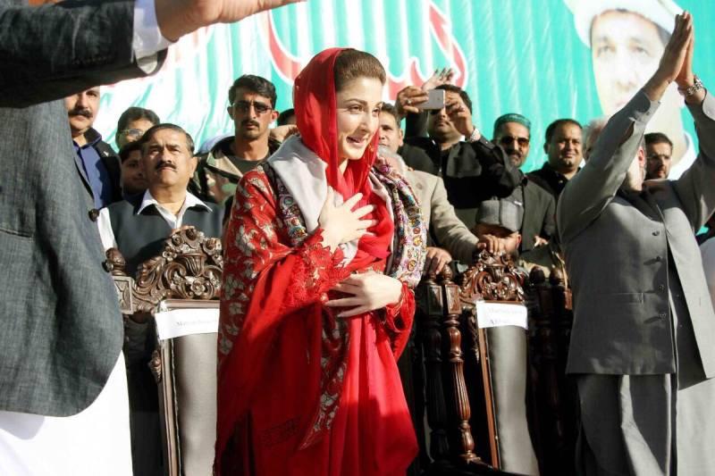 Maryam Nawaz admits owning vast stretch of land, hefty investments in companies