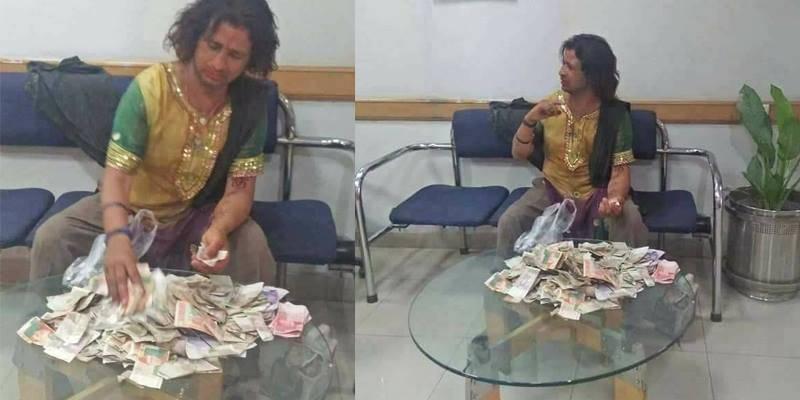 Pakistani beggar goes viral for depositing 'hard earned' money in bank