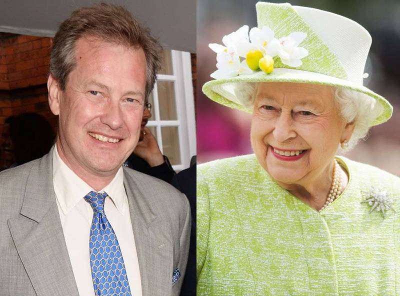 Queen Elizabeth's cousin to become first in Royal family to have same-sex wedding