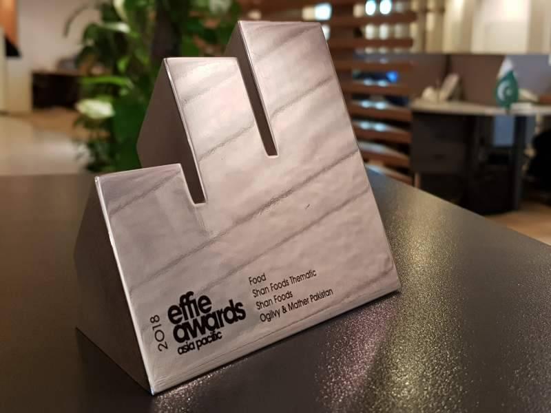 Shan Foods wins big at Effie Awards 2018