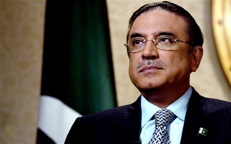 Asif Zardari 'embarrassed' by constituents amid electoral campaign