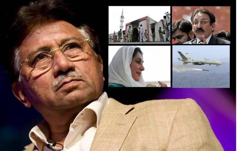 General Musharraf, a liability to Pakistan
