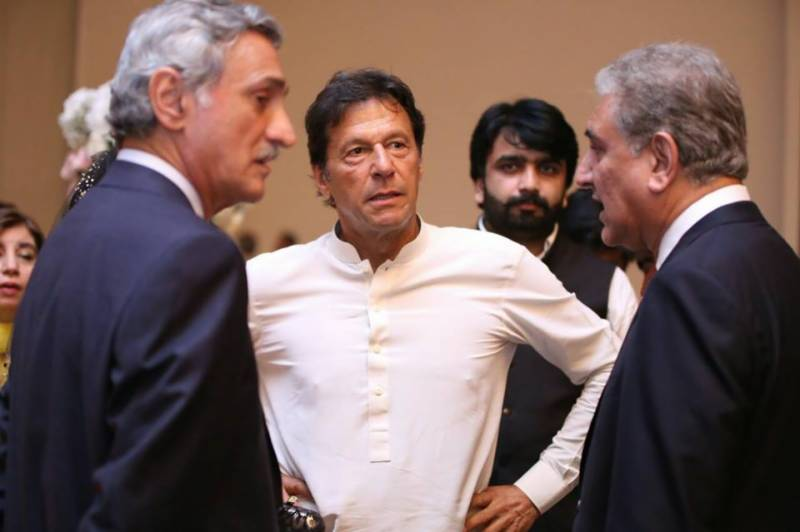 Qureshi, Tareen bring differences to light amid PTI tickets controversy
