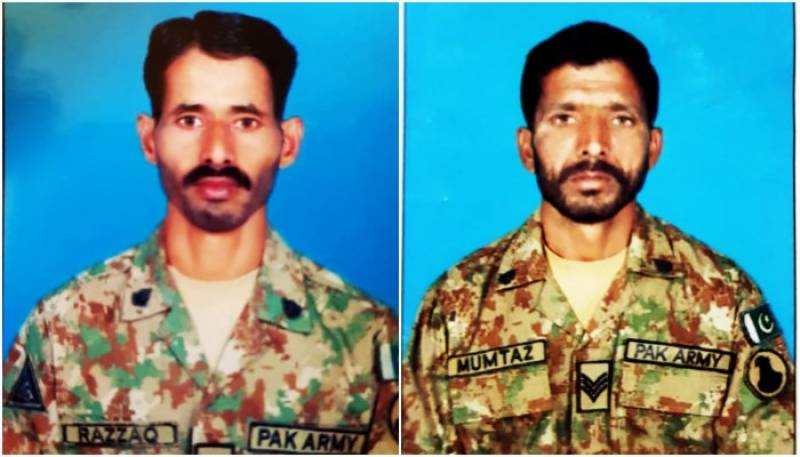 Two soldiers martyred, six terrorists killed in high-profile Waziristan operation