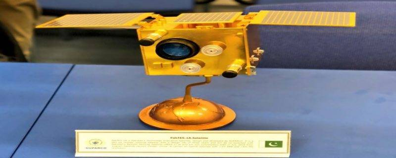 Pakistan to launch observatory indigenous satellite next month