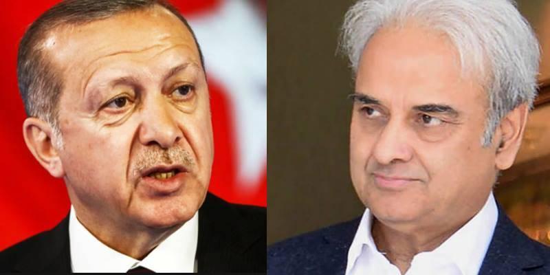 Pakistani PM congratulates Erdogan on presidential win