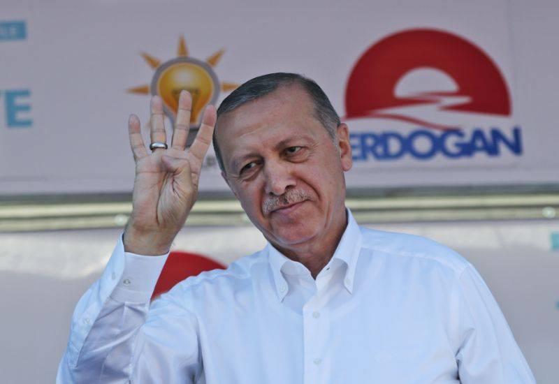 Turkey elections: Tayyip Erdogan wins presidential race