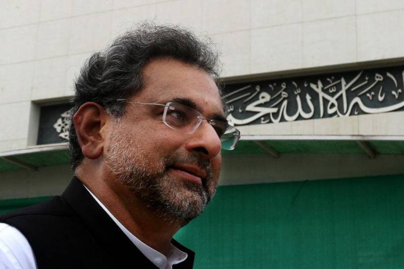 Ex-PM Shahid Khaqan Abbasi allowed to contest elections from NA-53