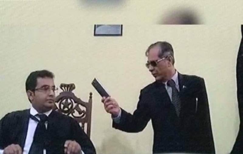 Judge feels 'humiliated' by Chief Justice Saqib Nisar's behavior in his court, tenders resignation