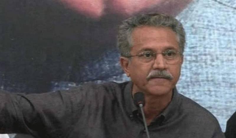 Mayor Karachi Wasim Akhtar presents Rs27 million KMC budget