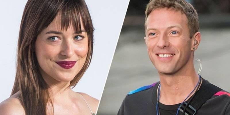 Things seem to get serious between Dakota Johnson and Chris Martin