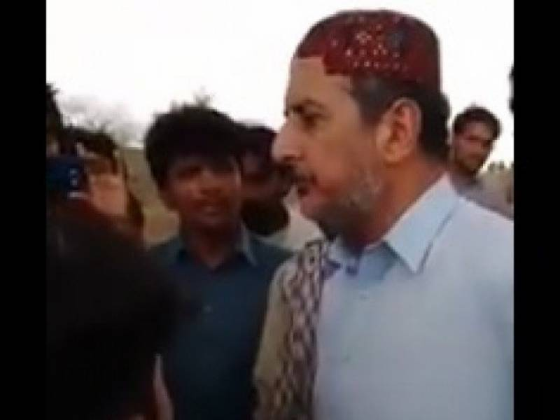 'We have some questions…': New video shows DG Khan residents grilling PMLN's Jamal Leghari in English