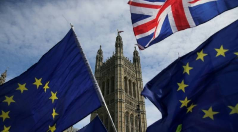 Brexit bill becomes law allowing UK to leave European Union