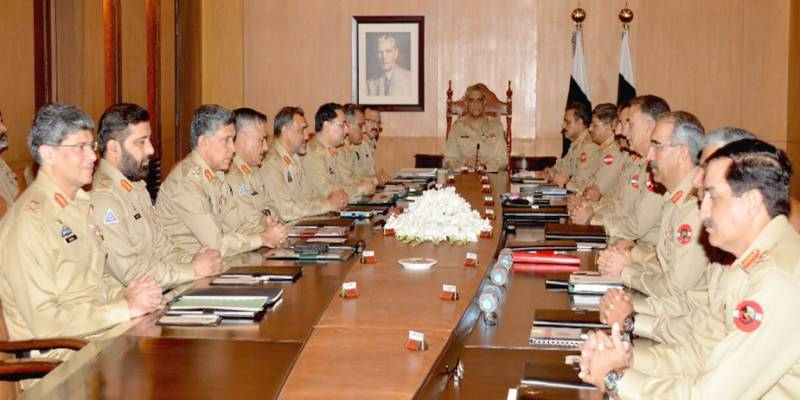 COAS Gen Bajwa stresses holding upcoming elections with utmost responsibility