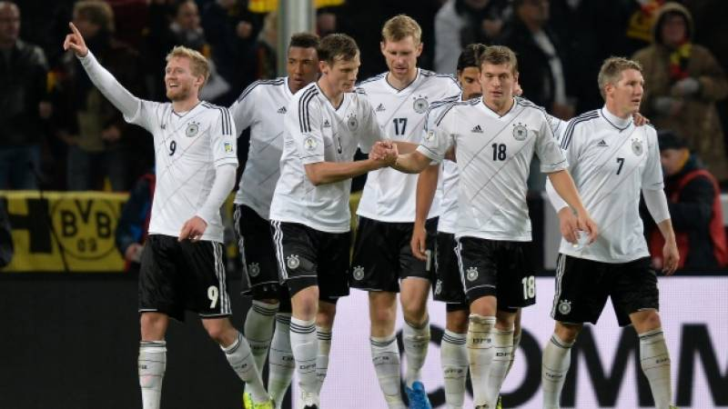 Defending champions Germany out of FIFA WC after 2-0 defeat by South Korea