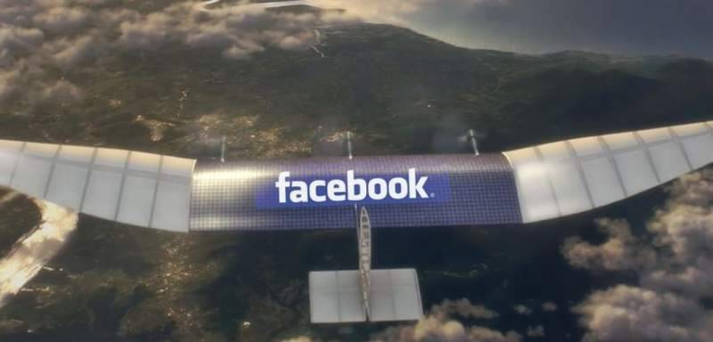 Facebook grounds internet drones before takeoff