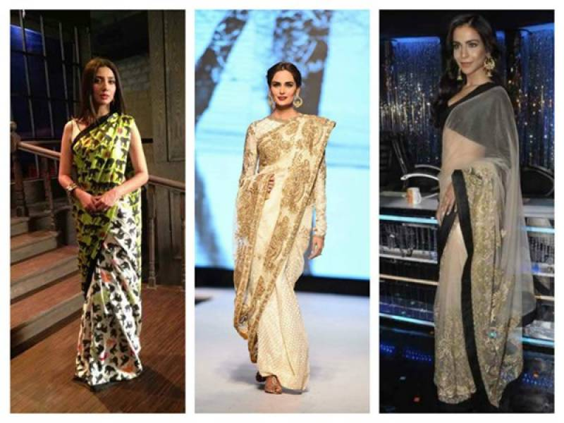 Fashion Alert: Gorgeous Saree trends for year 2018