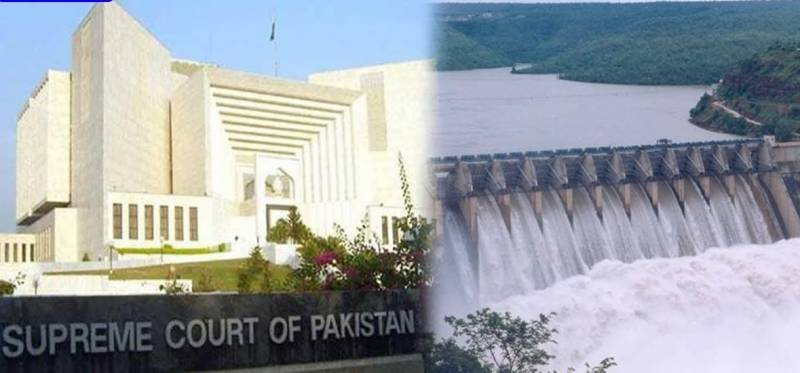 Kalabagh Dam construction imperative for survival of Pakistan: CJP