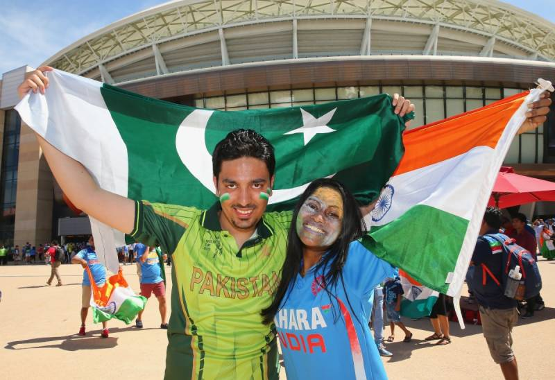 Pakistan and India constitute 90% of 1 billion cricket fans: ICC research