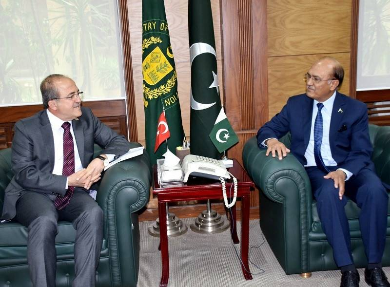 Pakistan desires strengthened partnership with Turkey: Lodhi